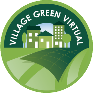 Village Green Virtual logo